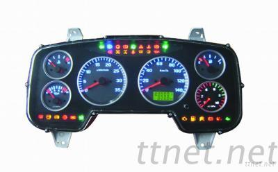 All Electronic Stepper Motor Combination Instrument Heavy Truck Engineer Truck