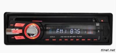 Car DVD Player With RCA Output+AM/FM. MPX Radio (9527)