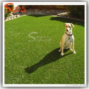 OEM Artificial Grass PE Turf Synthetic Grass for Porch Potty