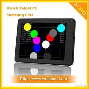 8.0 Inch Android 2.3 Flash 10.1 Capactive Touch Screen Tablet PC