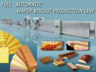Waffle Biscuit Production Line