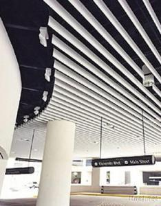 Aluminum Suspended False Ceiling