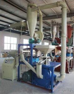 Vertical High-Speed Disk Plastic Grinder/Mill/Crusher