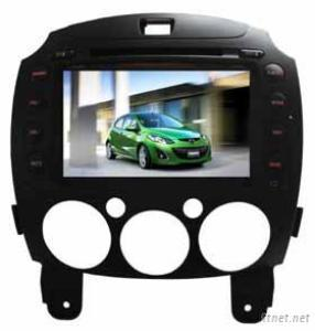 8 Inch Double Din Car DVD GPS Player
