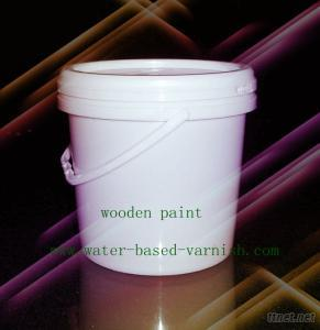 Water-Based Wood Paint
