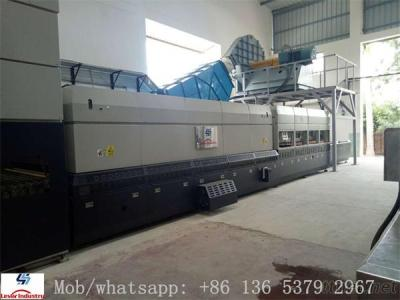 Flat & Bending Glass Tempering Machine With Bi-Direction