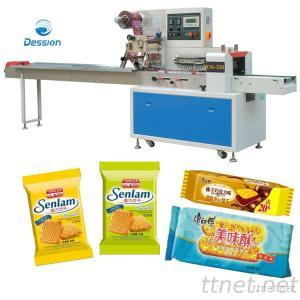 Wafer, Cookies, Shortbread Packaging Machine