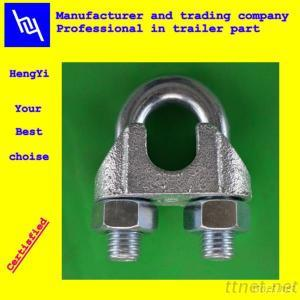 DIN741 Wire Rope Clamp
