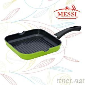 Die-Casting And Non-Stick Gill Pan