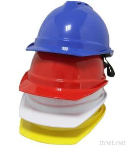 CE En397 ABS Industrial Safety Helmet, Labor Protection Building Construction Caps
