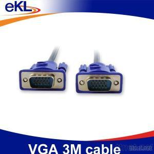Top Sale! Video Cable Up To 3M/9Fts, Support HDTV, Projector, Computer, Home Theater