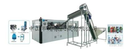 High Speed Stretch Plastic Bottle Blow Molding Machine