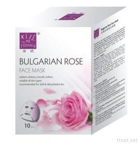 Facial Mask-Bulgarian Rose