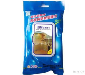 Kitchen Appliances Cleaning Wipes