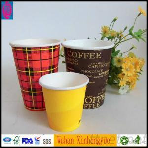 Disposable Custom Paper Cups for Coffee