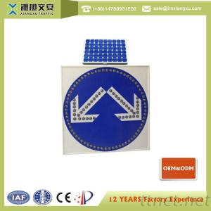 International High Visibility Solar LED Road Traffic Sign