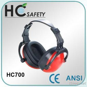 CE Workplace Noise Reduction Fodable Earmuffs
