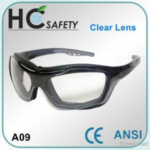 Sporty Style, Full Frame CE Safety Spectacles