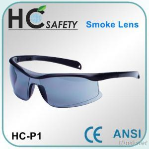 Dual Injection Brow Bar Style Safety Spectacle