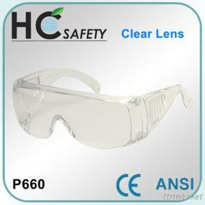 Over Safety Spectacle CE And ANSI Approved