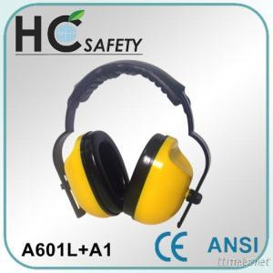CE Approved Over The Head Earmuffs