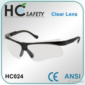 Brow Bar Style Safety Spectacles CE And ANSI