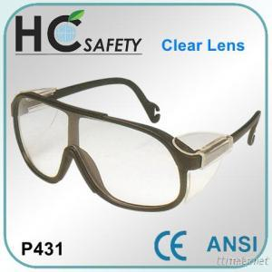 Full Frame Style CE Safety Spectacles