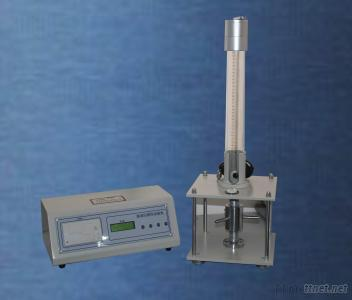 ASTM And ISO Foam Material Drop Ball Rebound Resilience Tester