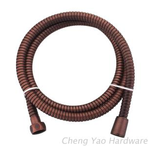 CH-10011 Stainless steel Shower hose / Double locked flexible shower hose