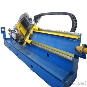 Flying SAW Steel Pipe Cutting Inline