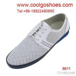 Breathable Custom Casual Men Shoes