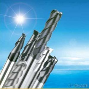 Square End Tialn Coated End Mills