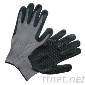 Water Based PU Gloves