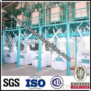 Wheat And Maize Grinding Mill Machine