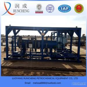3 Phase Separator For Natural Gas