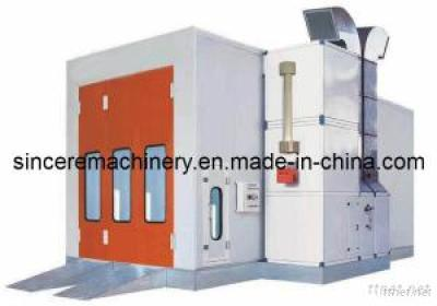 Environmental Friendly Electric Spray Painting Bake Booths