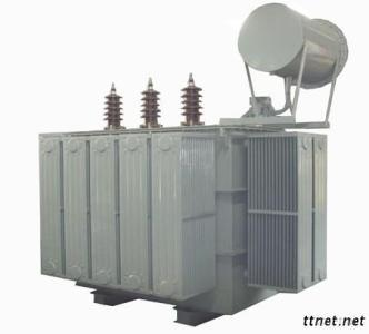 Single Phase Furnace Transformer Of Silicon Metal Arc Furnaces