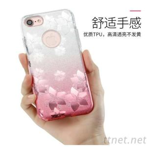 New Gradient Sakura Phone Cover For Retail Shop