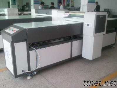 Digital Textile Printing Machine YD-A1A(7880C) Flat-Bed Printer