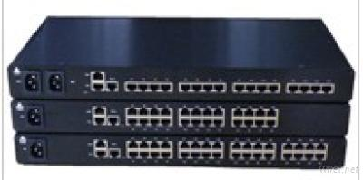 SCADA Industrial Edition 1-32 Ports RS232/485/422 To Ethernet(IP) Server