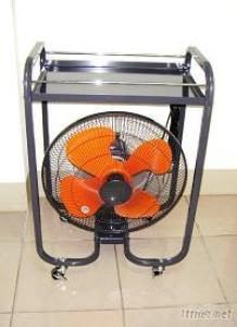 18 Inches Movable Fan