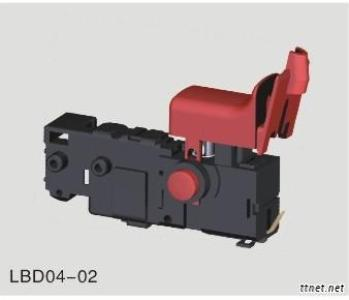 Electric Power Tool Switches
