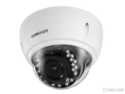 Remote Focus Zoom IP Camera With H. 265 And Justplug