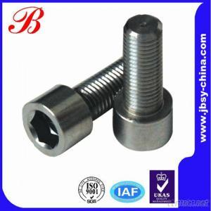 Hexagonal Socket Titanium Bolt