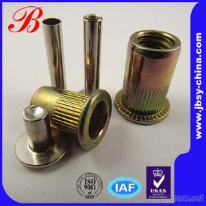 Series Ribbed Rivet Nut