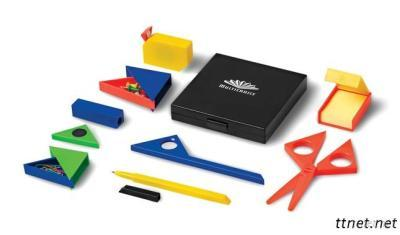 Promotion Puzzle Stationery Set, Multifunctional Stationery Set