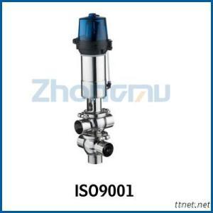 Double Seat/ Mixproof Valve