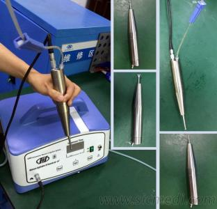 Diabetic Foot Ulcer Wound Debridement Machine with Ultrasound