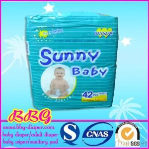 Sunny Baby Disposable Diaper For Baby