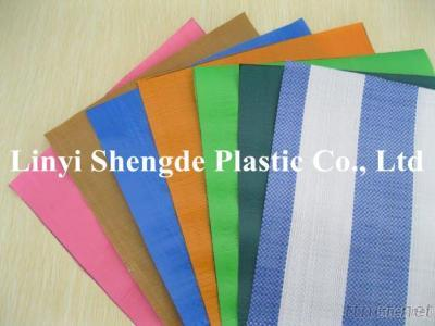 PE Tarpaulin Sheet For Cover With Various Color